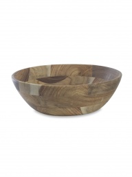 Atu Sheesham Wood Serving Bowl - Large