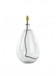 Baba Glass Lamp - Tall