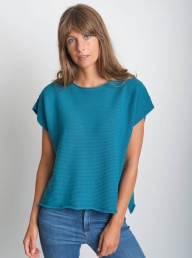 Olga Organic Knitted Top from Bibico