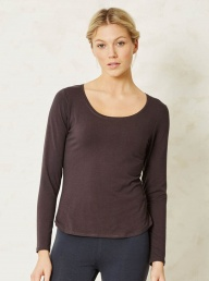 Bamboo Base Layer Tee - Carbon