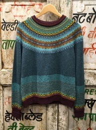 Eribe Alpin Sweater - Jade