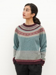 Eribe Alpine Sweater - Old Rose