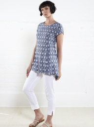 Nomads Drop Side Tunic