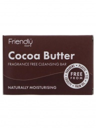 Facial Cleansing Bar Cocoa Butter