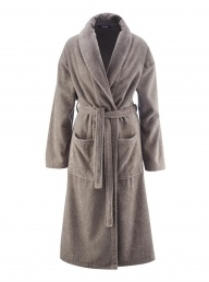 Organic Unisex Dressing Gown Cashmere
