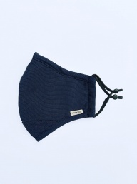 1x Fabric Mask 2x Filters - Navy
