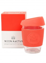 Glass Cup from Neon Kactus - Coral