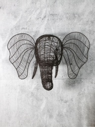 Eko Wire Elephant Head
