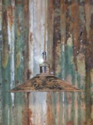 Kamo Brass Pendant Light
