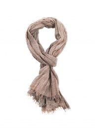 Pya Cotton Scarf - Washed Dusky Pink
