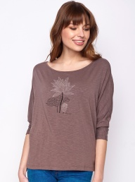 Smile Top from Grenbomb - Cedar