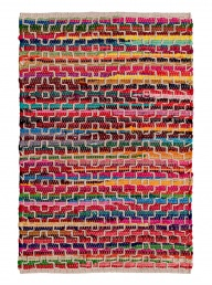Mandira Recycled Cotton Rag Rug 2 X 3