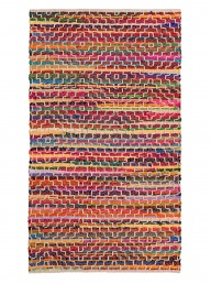 Mandira Recycled Cotton Rag Rug 2 X 4