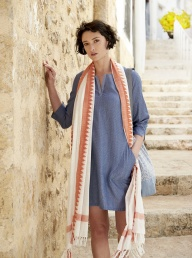 Nomads Handloom Tunic Dress