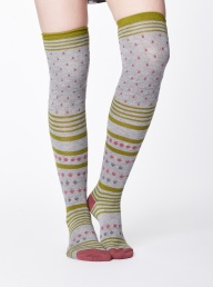 Thought Esana Socks - Grey Marle