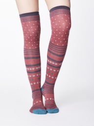 Thought Esana Socks - Rose Pink