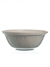 Vintage Mixing Bowl - Transparent