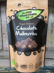 Raw Chocolate Co Chocolate Mulberries