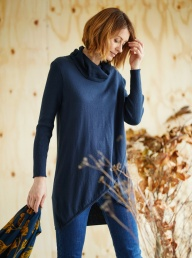 Thought Unnur Jumper - Navy