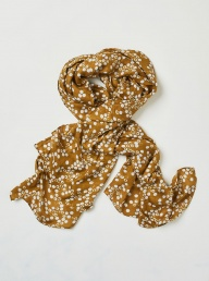Thought Rowena Bamboo Scarf - Ochre