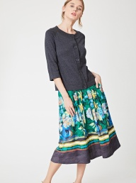 Thought Brigid Flower Print Skirt