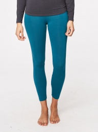 Thought Bamboo Leggings - Kingfisher