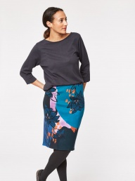 Thought Amelie Organic Cotton Skirt