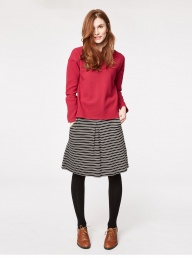 Thought Astell Organic Skirt - Stripe
