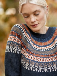 Thought Blair Fair Isle Organic Jumper