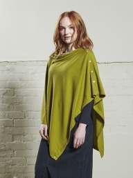 Nomads Poncho - Moss