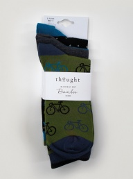 Cycle Sock Gift Pack from Thought