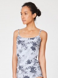 Thought Sabrina Bamboo Vest-Grey